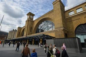 king's cross acid attack: live updates as police and fire investigating near london station