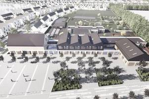 massive new cambridge 'quarter' with up to 12,000 homes set to get primary school and nursery