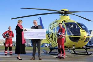 funding boost for perthshire chopper