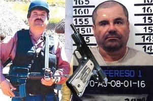 notorious mexican drug lord el chapo convicted by us jury - and faces life behind bars