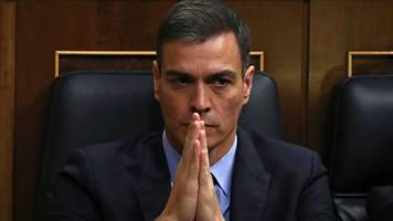 Spain budget failure puts snap election on the cards
