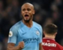 Kompany set for new one-year Man City deal