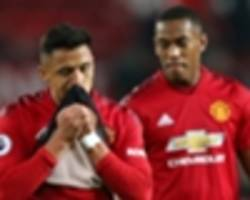 wenger backs solskjaer decision to leave out alexis: martial is indispensable
