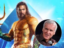 james cameron criticized 'aquaman' for not being realistic enough: 'i'm very literal about my underwater'