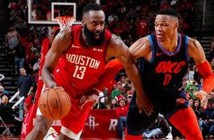 colin cowherd's advice for harden and westbrook: chase something greater than personal records