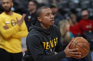 thomas says hip is mended and he's nearing nuggets debut