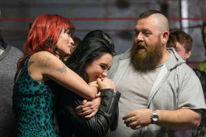 'fighting with my family' film review: paige's origin story spotlights wwe underdog