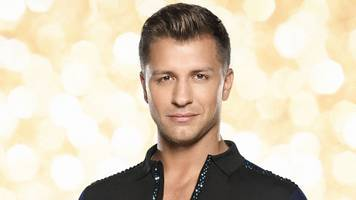 pasha kovalev leaves strictly come dancing