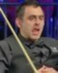 ronnie o'sullivan admits he'd rather lose to snooker opponents than do this at welsh open
