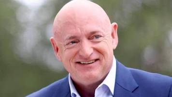 Former Astronaut Mark Kelly Announces Bid for Arizona Senate