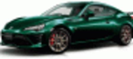 Toyota 86 British Green Limited Edition needs to come to America stat