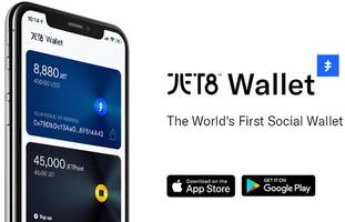 jet8 launches world's first social wallet
