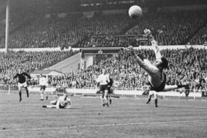 stoke city and england's gordon banks was simply a class act