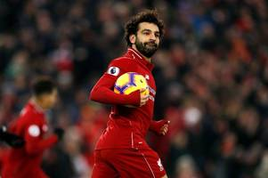 juventus plot £175m move for liverpool's mo salah after cristiano ronaldo gives blessing as man utd striker is linked with real madrid