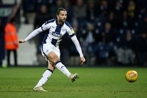 'we're our own worst enemy' west brom star's honest verdict after nottingham forest draw