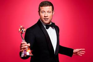 dermot o'leary quits as national television awards host after ant and dec swipe