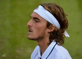 stefanos tsitsipas 'loses to himself' in rotterdam exit