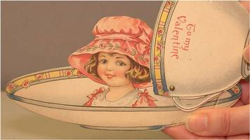 valentines' day: how do you say 'i love you' to a buttoned-up victorian?