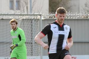 gary mackenzie insists his sights are fixed on a starting spot after pulling on a st mirren shirt following 10 months out