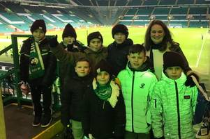 a grand old trip for wishaw school pupils