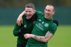 5 things we spotted at celtic training as odsonne edouard comes in from the cold