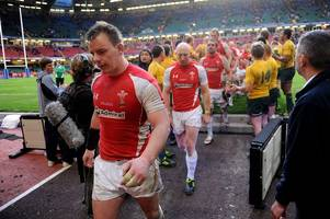 former wales rugby captain matthew rees announces retirement