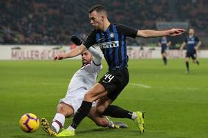 arsenal transfer news: man city move for gunners target, perisic blow, rodriguez decision
