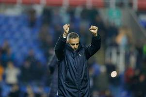 reading fc boss jose gomes on the win over blackburn, oliveira and moving out the relegation zone