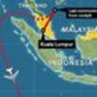 MH370 pilot made 'mysterious' phone call to aircraft engineer cousin