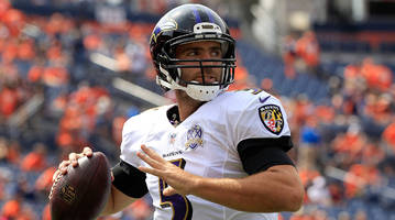 report: ravens agree to trade qb joe flacco to broncos after 11 seasons in baltimore