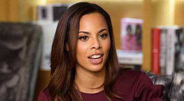 belfast fashion spy: 'rochelle humes has a sophisticated, feminine look'