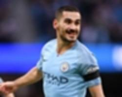 'it could be my last big one' - gundogan ready to run down man city contract
