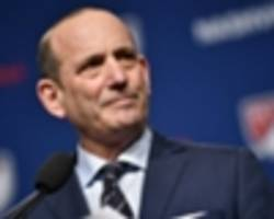 mls commissioner garber signs extension until 2023