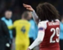 'what is this insanity?!' - twitter reacts to arsenal horror show at bate