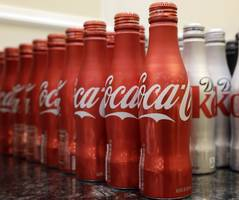 coca cola slides after issuing a disappointing growth forecast (ko)