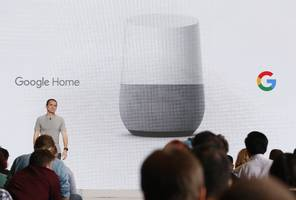 google invested in a startup with tech that uses the voices of nfl players to answer questions on google home devices (goog, googl)