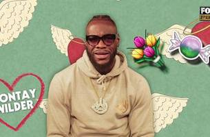 deontay wilder and other pbc boxers explain how they love to celebrate valentine's day