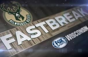 bucks fastbreak: super-sized lineup closes it out