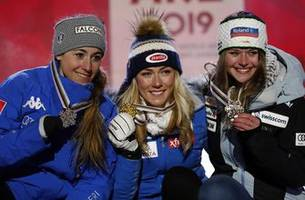 the latest: women's gs to run from reserved start
