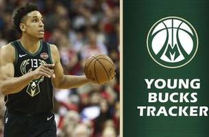 Unheralded Bucks' Brogdon trending towards possible future All-Star
