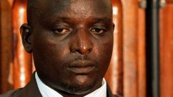 kenyan policeman sentenced to death in rare officer conviction