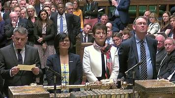 PM defeat over Brexit strategy announced