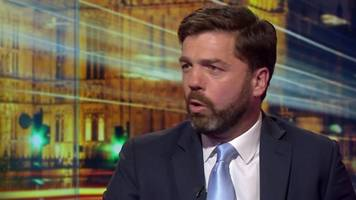 Crabb rounds on Tory MPs after May's Brexit vote defeat