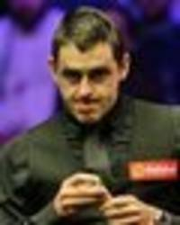 ronnie o'sullivan slammed by snooker legend at welsh open: 'he's not being fair to crowds'