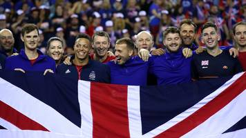 Davis Cup: Great Britain drawn with Kazakhstan & Netherlands for Madrid finals