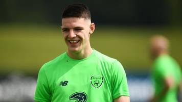 Declan Rice: Andy Townsend disagrees with rules around international allegiance