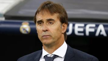 Julen Lopetegui on Spain, Real Madrid and a possible move to the Premier League