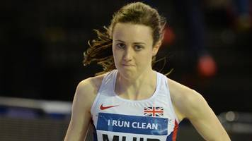 laura muir: scot targets second european indoor double after pain of glasgow 2014