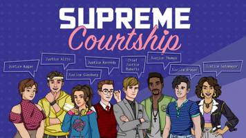 Interview: Befriending the Justices in 'Supreme Courtship'