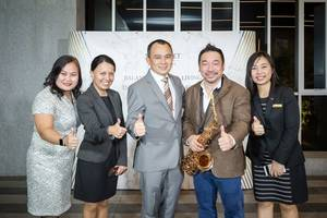 ascott celebrates the grand opening of somerset maison asoke bangkok